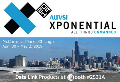 Data Link Products at booth #2531A